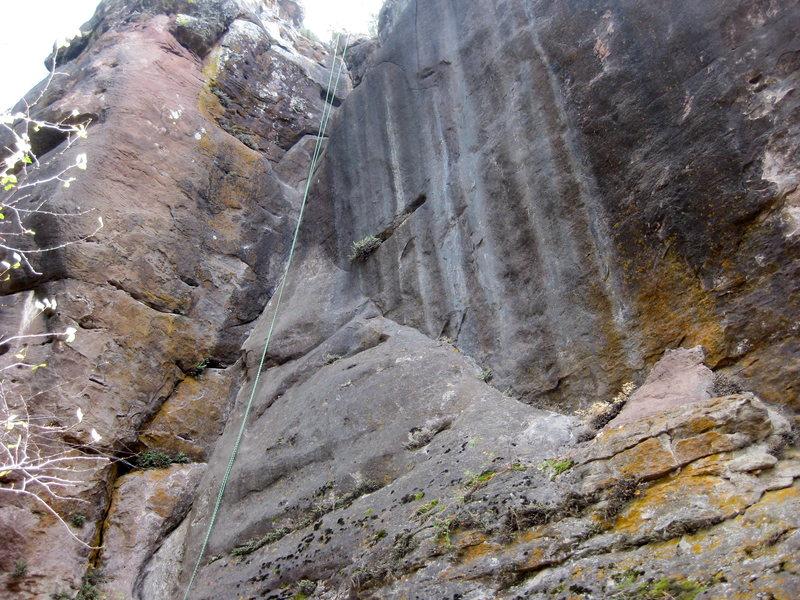Rock Climbing Photo: Sandworms of Dune