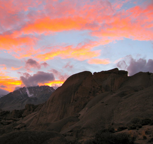 Rock Climbing Photo: True color