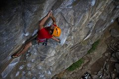 Rock Climbing Photo: Elanor, Easter Rock, Boulder Canyon (Photo by Chey...