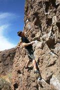 Rock Climbing Photo: Don't Box Me In, V1
