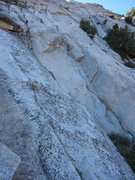 Rock Climbing Photo: This photo was taken near where the rappel to The ...