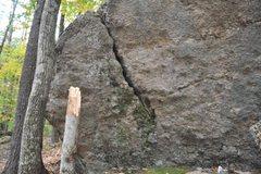 Rock Climbing Photo: The super classic crack