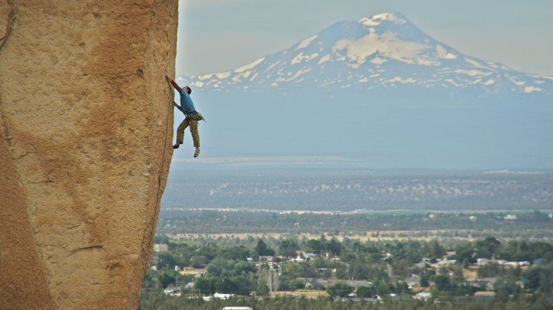 Rock Climbing Photo: Brian Mosbaugh photo