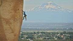 Rock Climbing Photo: Brian Mosbaugh photo