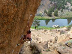 Rock Climbing Photo: Ian Caldwell Photo