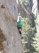Rock Climbing Photo: Sales Pitch