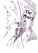 Rock Climbing Photo: Rap Driller