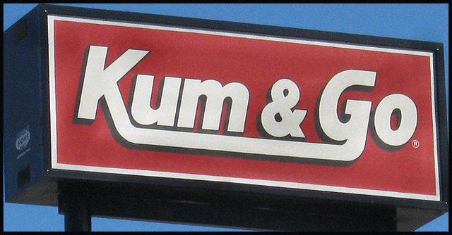 Rock Climbing Photo: Kum & Go. Photo by Blitzo.