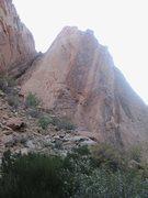 Rock Climbing Photo: Distant shot