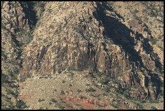 Rock Climbing Photo: Illusion Crags. Photo by Blitzo.