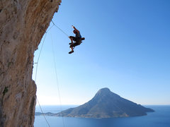 Rock Climbing Photo: Control tower to Liggin Airways, you are cleared f...