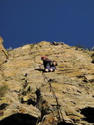 Some sport climbing at Paramount... Ririe, ID