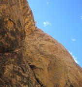 Rock Climbing Photo: Higher.