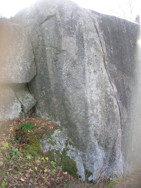 Rock Climbing Photo: possible poject