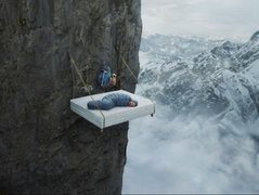 Rock Climbing Photo: Best bed around