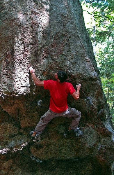 Rock Climbing Photo: 'Mr. Natural'