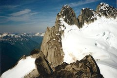 Rock Climbing Photo: Howser Towers