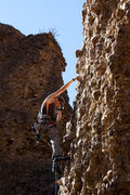 Rock Climbing Photo: Awesome route for photos