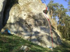 Rock Climbing Photo: Kleiner Schleicher
