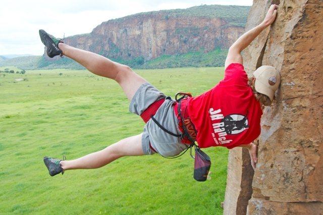 Rock Climbing Photo: s