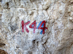 "Rock Climbing Photo: The hell does ""K44"" mean, anyway?"