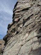 Rock Climbing Photo: The Wild Bore himself!!