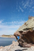 Rock Climbing Photo: Kahuna Roof