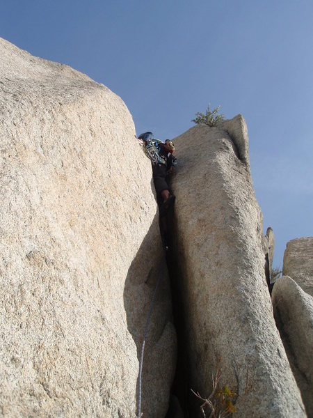 Rock Climbing Photo: Good times once your up to the good feet