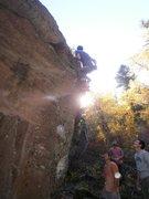 Rock Climbing Photo: 6