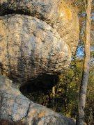 Rock Climbing Photo: Armstrong