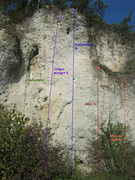 Rock Climbing Photo: Freudenhaus mid1