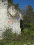 Rock Climbing Photo: Freudenhaus mid2