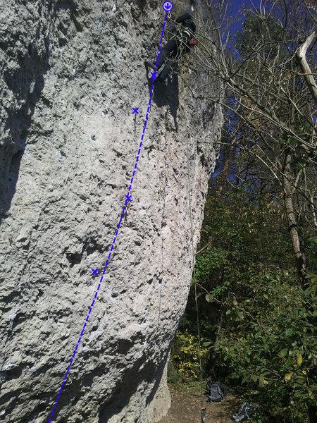 Rock Climbing Photo: Mit oder ohne?