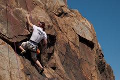 Rock Climbing Photo: Great Head, Acadia