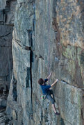 Peak Performance, Otter Cliffs