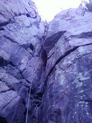 Rock Climbing Photo: I live in a blue world.