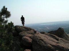 Rock Climbing Photo: Where I want to be.