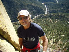 Rock Climbing Photo: Mike C.