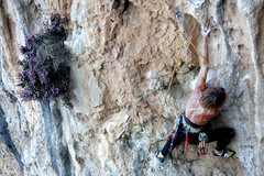 Rock Climbing Photo: Oh, perfect pinching the pipe, please.   Photo by ...