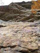 Rock Climbing Photo: Tieranny roofs