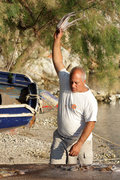 Rock Climbing Photo: Kalymnos is a fantastic place to be a climber. Kal...