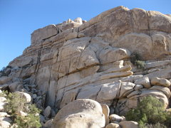 Rock Climbing Photo: Bighorn Terrace - North Face.  I think this is Big...