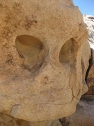 Rock Climbing Photo: Rock Golem watches and waits...