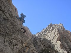 Rock Climbing Photo: Gene
