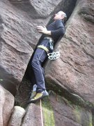 Rock Climbing Photo: Don't bother with the big cam!