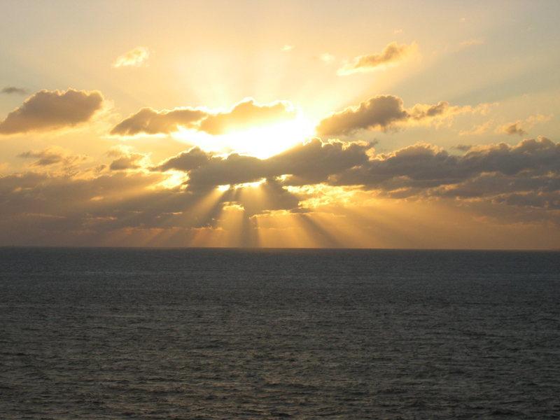 Evening light at Sennen (photo by Phil Ashton)