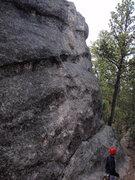 Rock Climbing Photo: Putt Putt Toot Toot