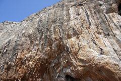 Rock Climbing Photo: Forget Waldo, WHERE'S THE CLIMB!?!   Matt Nance so...
