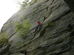 Rock Climbing Photo: A new life begin:)