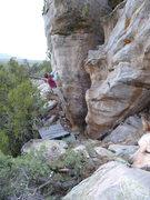 Rock Climbing Photo: painless